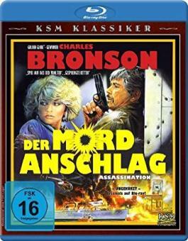 Der Mordanschlag - Assassination (1987) [Blu-ray] [Gebraucht - Zustand (Sehr Gut)]