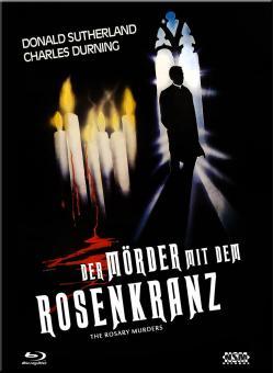 Der Mörder mit dem Rosenkranz (Limited Mediabook, Blu-ray+DVD, Cover A) (1987) [Blu-ray]