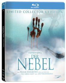 Stephen King's - Der Nebel - Limited Collector's Edition (Steelbook) (2007) [Blu-ray]