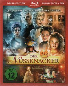 Der Nussknacker (3D + 2D + DVD) (2010) [3D Blu-ray]