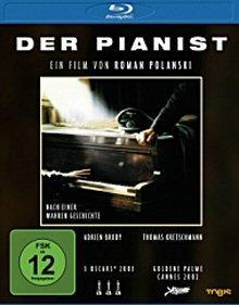 Der Pianist (2002) [Blu-ray]