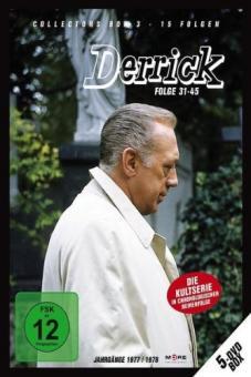 Derrick - Collector's Box Vol. 03 (Folge 31-45) (5 DVDs)