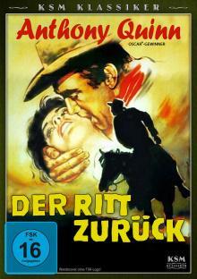 Der Ritt zurück (1957) [Gebraucht - Zustand (Sehr Gut)]