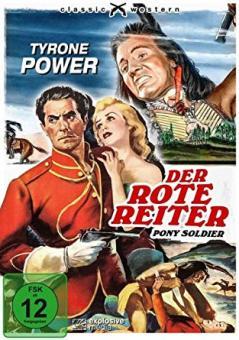 Der rote Reiter (1952) [Gebraucht - Zustand (Sehr Gut)]