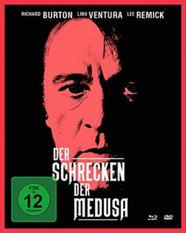 Der Schrecken der Medusa (Limited Mediabook, Blu-ray+DVD) (1978) [Blu-ray]