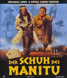Der Schuh des Manitu (Extra Large Edition & Kinofassung) (2001) [Blu-ray]