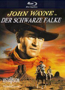 Der schwarze Falke (1956) [Blu-ray]