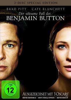 Der seltsame Fall des Benjamin Button (2 Disc Special Edition) (2008)