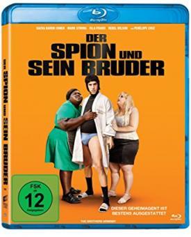 Der Spion und sein Bruder (2016) [Blu-ray]