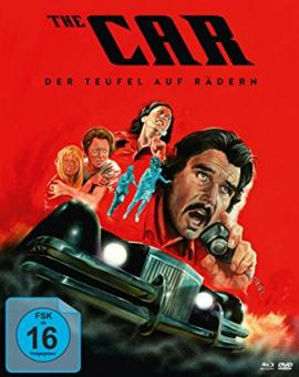 The Car - Der Teufel auf Rädern (Limited Mediabook, Blu-ray+2 DVDs) (1977) [Blu-ray]