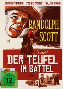 Der Teufel im Sattel (1955) [Gebraucht - Zustand (Sehr Gut)]