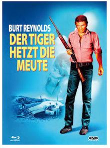 Der Tiger hetzt die Meute (Limited Mediabook, Blu-ray+DVD, Cover A) (1973) [Blu-ray]