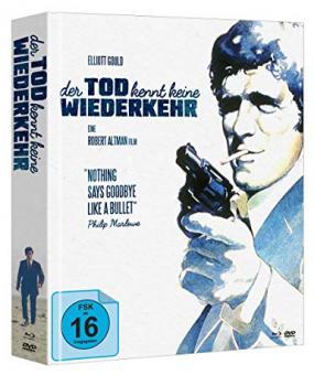 Der Tod kennt keine Wiederkehr (Limited Mediabook, Blu-ray+2 DVDs) (1973) [Blu-ray]
