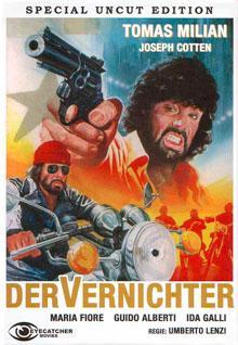 Der Vernichter (Cover A) (1975) [FSK 18]