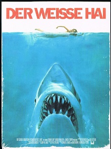 Der weisse Hai (Limited VHS-Tape Edition) (1975) [Blu-ray]