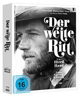 Der weite Ritt (Limited Mediabook, Blu-ray+2 DVDs) (1971) [Blu-ray]