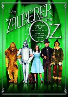 Der Zauberer von Oz (Collector's Edition, 4 DVDs) (1939)