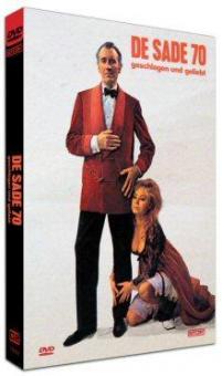 De Sade 70 - Die Jungfrau und die Peitsche (Uncut, Cover B) (1970)