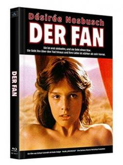 Der Fan (2 Disc Limited Mediabook, Cover B) (1982) [FSK 18] [Blu-ray]