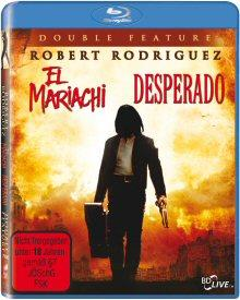 Desperado & El Mariachi [FSK 18] [Blu-ray]