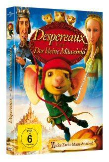 Despereaux - Der kleine Mäuseheld (2008)