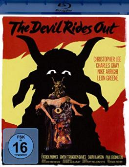 The Devil Rides Out (1968) [Blu-ray]