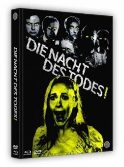 Die Nacht des Todes (Limited Mediabook, Blu-ray+DVD) (1980) [FSK 18] [Blu-ray]