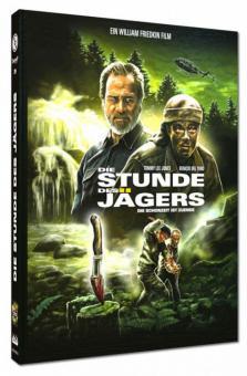 Die Stunde des Jägers (Limited Wattiertes Mediabook, Blu-ray+DVD, Cover A) (2003) [FSK 18] [Blu-ray]