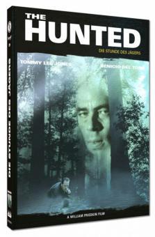 Die Stunde des Jägers (Limited Mediabook, Blu-ray+DVD, Cover D) (2003) [FSK 18] [Blu-ray]