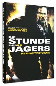Die Stunde des Jägers (Limited Mediabook, Blu-ray+DVD, Cover C) (2003) [FSK 18] [Blu-ray]