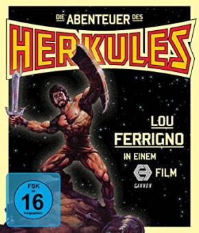 Die Abenteuer des Herkules (1985) [Blu-ray]