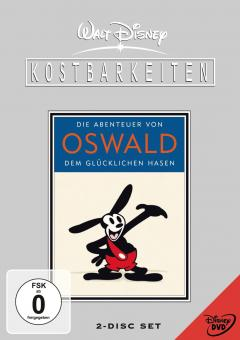 Die Abenteuer von Oswald, dem glücklichen Hasen (OmU) (2 DVDs)