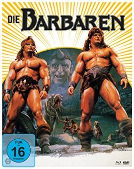Die Barbaren (Limited Mediabook, Blu-ray+2 DVDs) (1987) [Blu-ray]