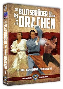 Die Blutsbrüder des gelben Drachen (Limited Edition, Blu-ray+DVD) (1973) [FSK 18] [Blu-ray]