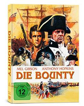 Die Bounty (Limited Mediabook, Blu-ray+DVD) (1984) [Blu-ray]