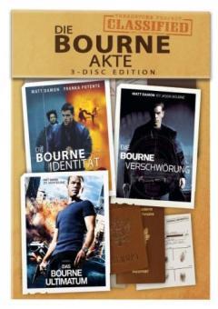 Die Bourne Akte (3 DVDs)
