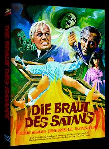 Die Braut des Satans (Limited Mediabook, Cover A) (1976) [Blu-ray] [Gebraucht - Zustand (Sehr Gut)]