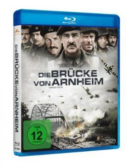Die Brücke von Arnheim (1977) [Blu-ray]