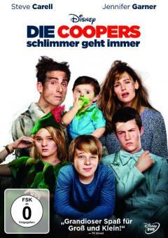 Die Coopers - Schlimmer geht immer (2014) [Gebraucht - Zustand (Sehr Gut)]