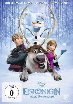 Die Eiskönigin - Völlig Unverfroren (2013)