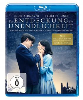 Die Entdeckung der Unendlichkeit (2014) [Blu-ray]