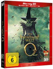 Die fantastische Welt von Oz (+ Blu-ray) (2013) [Blu-ray 3D]