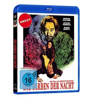 Die Farben der Nacht (Uncut) (1972) [Blu-ray]