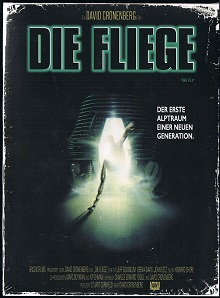 Die Fliege (Limited VHS-Tape Edition) (1986) [FSK 18] [Blu-ray]