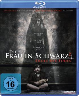 Die Frau in Schwarz 2 - Engel des Todes (2015) [Blu-ray]
