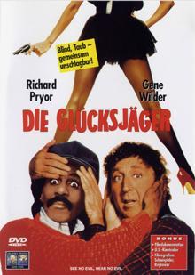 Die Glücksjäger (1989) [EU Import mit dt. Ton]