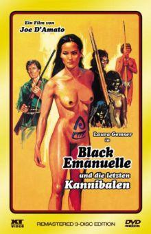 Black Emanuelle und die letzten Kannibalen (Große Hartbox, Limitiert auf 333 Stück, 3 DVDs, Cover A) (1977) [FSK 18]