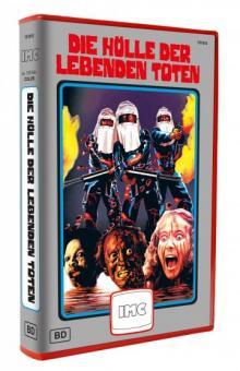 Die Hölle der Lebenden Toten (Limited IMC Red Box, Vol. 15) (1980) [FSK 18] [Blu-ray]
