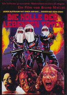 Die Hölle der Lebenden Toten (Kleine Hartbox) (1980) [FSK 18]