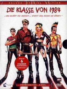 Die Klasse von 1984 (3 DVDs Deluxe Special Edition) (1982) [FSK 18] [Gebraucht - Zustand (Sehr Gut)]